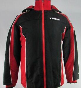 Kansas City Chiefs NFL Women's Black Mid-Weight Full-Zip Coat
