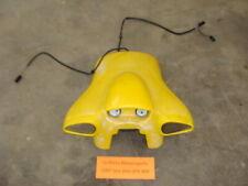 1997 98 99 SeaDoo SPX 800 787 xp hood gauges storage nose door mirrors cowl
