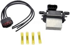 Ford Expedition Explorer Blower Motor Resistor Kit Dorman 973-506 Dual Zone ATC