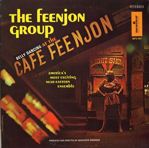 Feenjon Group - An Evening at Cafe Feenjon [New CD]