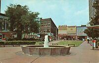 Postcard Park Plaza Atlanta Georgia