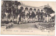 carthage , le jardin , musée de saint-louis