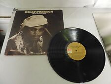 Billy Preston - I Wrote a Simple Song (1980 LP. SPC 3733) George Harrison