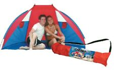 Beach Cabana Tent Shade  - Sun Shelter UPF 50 - Brand New with Bag