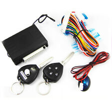 For Toyota Car Auto Remote Central Kit Door Lock Locking Keyless Entry System