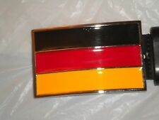 BRAND NEW  BUCKLE WITH A  GERMANY  FLAG BUCKLE  ONLY