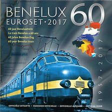 SÉRIE EURO BRILLANT UNIVERSEL (BU) - BENELUX 2017