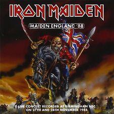 IRON MAIDEN - MAIDEN ENGLAND '88 - 2CD
