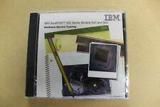 Ibm Sure Pos 500 Series Models 545565 Hardware Service Training Cd New