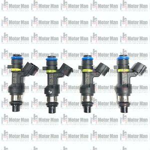 Motor Man | FBY2850 16600EN200 Fuel Injector Set | 2009-2014 Nissan Cube 1.8L