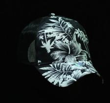 Plain Baseball Cap Mesh Hawaiian Caps Fashion Hats Floral Hat Trucker Snapback