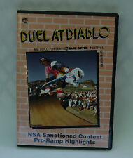 Duel at Diablo Old School Skateboard Dvd