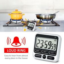Digital Screen Kitchen Timer Digital Timer Cooking Countdown Alarm Clock .