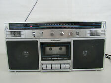 Vintage Realistic AM/FM Stereo Receiver Cassette Player Recorder SCR-25