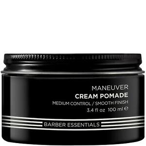 Redken Brews Maneuver Cream Pomade 100ml MEDIUM CONTROL / SMOOTH FINISH
