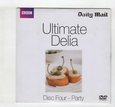 (IL116) Ultimate Delia, Disc 4: Party - 2004 Daily Mail DVD