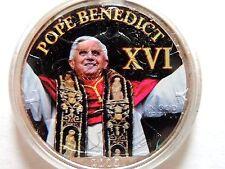 2005 Pope Benedict XVI United States Silver Eagle Commemorative Silver Coin