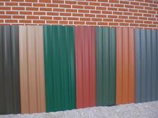 Sonderposten Blech Dach- / Wandplatten Trapezprofil 20/1100