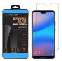 MagicGuardz® Premium Tempered Glass Screen Protector For Huawei P20 Lite