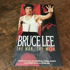 sealed BRUCE LEE - THE MAN, THE MYTH 1998 VHS martial arts KUNG FU must have