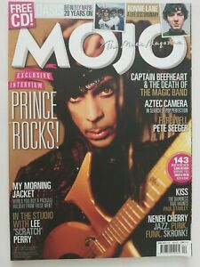 PRINCE MOJO MAGAZINE 2014 includes 16 PAGE FEATURE (NO CD)