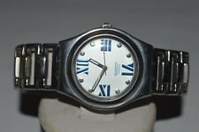 2000 Swatch IRONY Medium Watch YLS-114G SOBRIQUET Swiss Unisex Young + Ladies