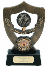 Longest Drive Golf  Trophy FREE ENGRAVING