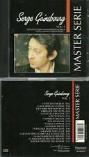 CD - SERGE GAINSBOURG : Le meilleur de SERGE GAINSBOURG / COMME NEUF
