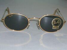 604ms Vintage B&l Ray-ban G15 Miroir GP fil Arista Ovale Lunettes de Soleil