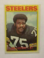1972 Topps Joe Greene Pittsburgh Steelers #230 Football Card Excellent Shape