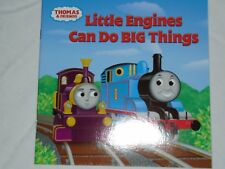 Pictureback: Little Engines Can Do Big Things by Britt Allcroft and Random House