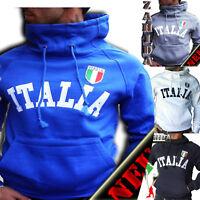 Jogging Jacke Italien Italia Pulli Pullover Kapuzen Hoodie S M L XL XXL L.12.10