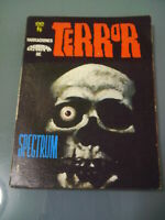 NARRACIONES GEMINIS DE TERROR 8. Spectrum.