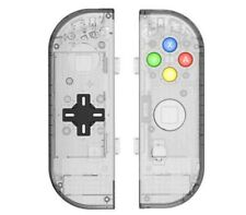 Nintendo Switch Controller Joy-Con Housing Shell Case Replacement D-PAD Clear