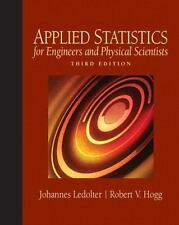 Applied Statistics for Engineers and Physical Scientists (3rd Edition)