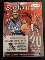 2015-16 Panini Excalibur Blaster BOX sealed in-hand Free Shipping!