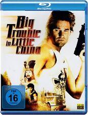 Blu-ray BIG TROUBLE IN LITTLE CHINA # Kurt Russell ++NEU