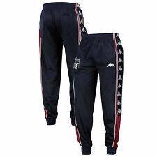 Aston Villa Kappa Retro Pants - Navy - Mens