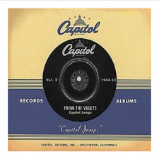 Capitol Records' From The Vaults: Capitol Jumps, Various Artists [New Promo CD]