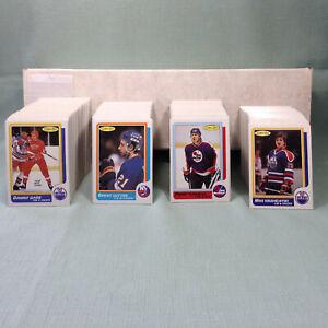 1986-87 O-Pee-Chee OPC Hockey Stars Commons Rookies U-Pick Clean Near Mint NHL