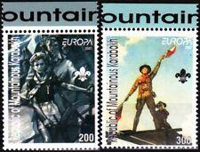 ARMENIA / KARABAKH 2007 EUROPA: Scouts. Set, MNH