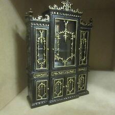 Quality 12th Dolls House Furniture     Display Cabinet   JaiYi   055-04