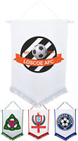 Pennant Personalised With Your Design Sport  15cm 25cm 30cm Colour Print Fc