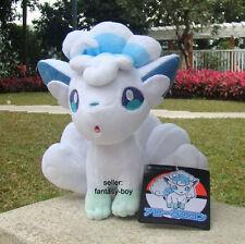 """Alola Vulpix Pokemon Go Plush Toy Pocket Monsters Cuddly Soft Stuffed Doll 8.5"""""""