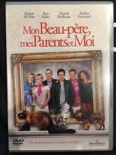DVD - Comme neuf -MON BEAU PÈRE, MES PARENTS ET MOI  -Zone 2 -DE NIRO, STILLER,