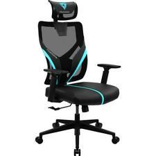 AEROCOOL Thunderx3 Yama1 Gaming Chair Black Cyan