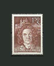 Austria 1960 The 300th Anniversary of Jakob Prandtauer Stamp - MNH