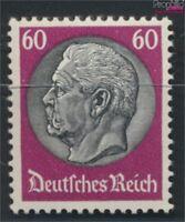 Deutsches Reich 493 geprüft postfrisch 1933 Hindenburg (9146584