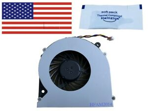 FixTek Laptop CPU Cooling Fan Cooler for Toshiba Portege R705
