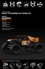 GMA56000 Gmade GR01 GOM 1/10 4WD Rock Crawler Buggy Kit